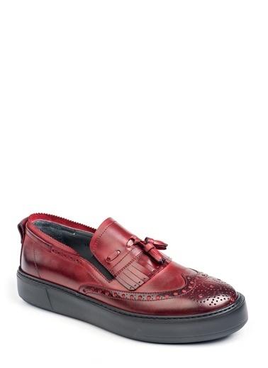 Doka Ayakkabı Bordo